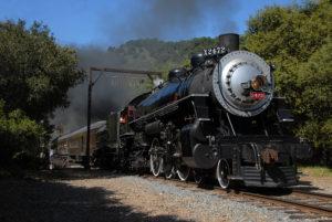 Niles Canyon Railway ride