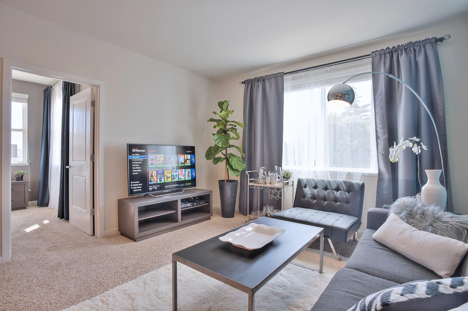 san mateo living room